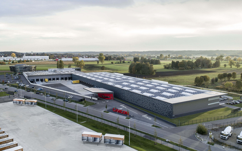 CANCOM Service Factory in der IndustrieBAU