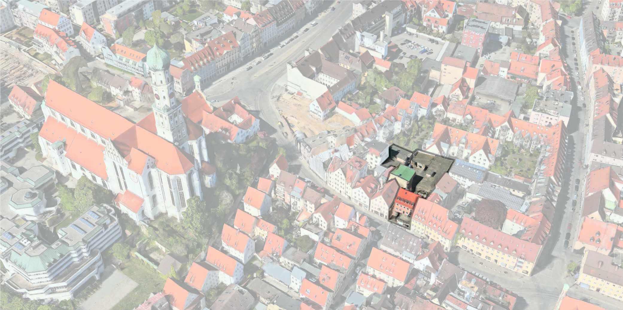 Neues Projekt: Wohnen am Milchberg, Augsburg