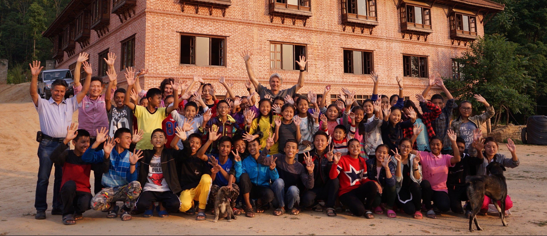 Ein neues Haus für 100 Kinder in Panauti, Nepal