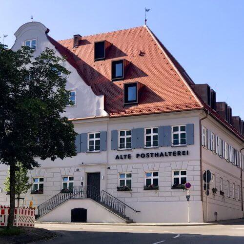 Alte Posthalterei Generalsanierung