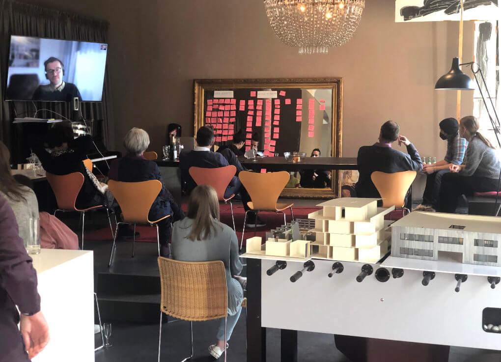 Ott Architekten Kick-off Workshop 2021 | Wie wollen wir arbeiten?